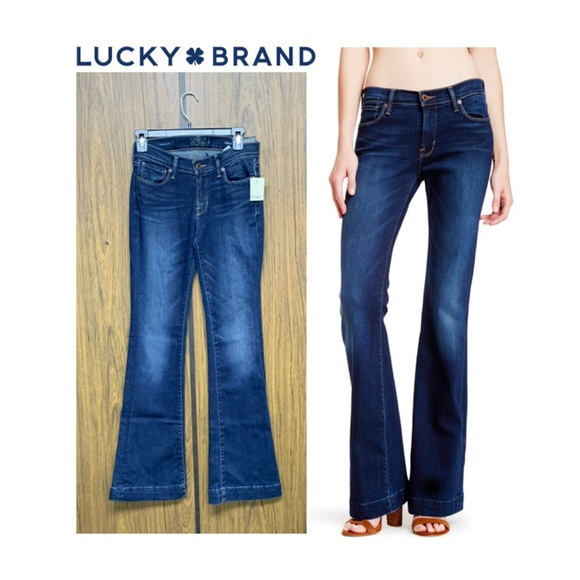 Lucky Brand Denim - NEW Lucky Brand Brooke Flare Leg Jeans Stretch
